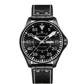 Relógio Hamilton - Khaki Black - H64785835