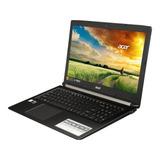 Notebook Acer Aspire 7 17.3 In Ips I7-8750h Nvidia Gtx 1060