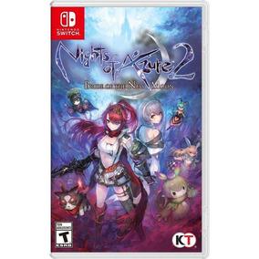 Jogo Nights Of Azure 2 Bride Of The New Moo Nintendo Switch.