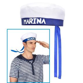 Sombrero Capitan De Marina - Disfraces y Cotillón en Mercado Libre ... 35c2195eaba