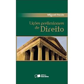 Combo De Livros De Direito