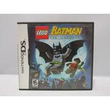 Lego Batman: The Videogame - Nintendo Ds ¡fisico-usado!