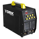 Maquina De Solda Inversor Tig Ac/dc Pulsado Ite-10250 Tork