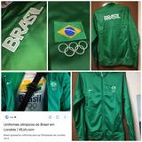 Jaqueta Nike Brasil Olimpiadas no Mercado Livre Brasil 7b9632b70d73b