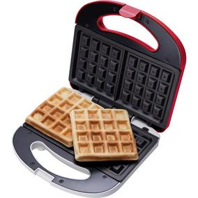 Máquina De Waffle Cadence