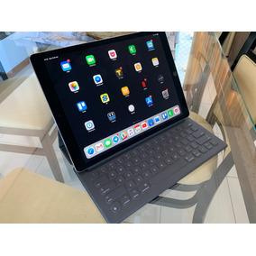Ipad Pro 12,9 2ª Geração Wi-fi 256gb Cinza + Smart Keyboard