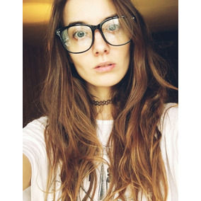 e3be19491c6be Oculo Grau Quadrado Feminino Grande - Óculos no Mercado Livre Brasil
