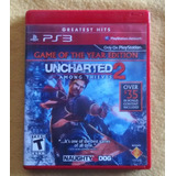 Uncharted 2 Among Thieves Ps3* Play Magic