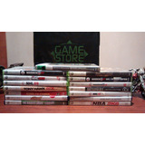 Xbox 360 Lote 2 De 15 Juegos Gamestoreshock