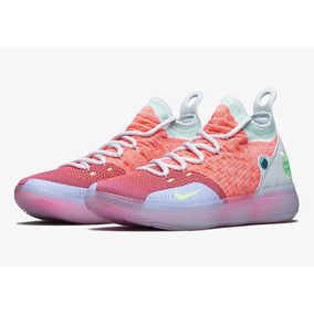 Nike Zoom React Kd 11 Eybl Peach Jam Kevin Durant Limited