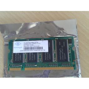 Memoria Para Laptop 256mb Ddr 333 Mhz-cl 2.5 Pc 2700s-25330