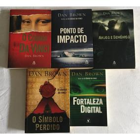 O Código Da Vinci - 5 Livros