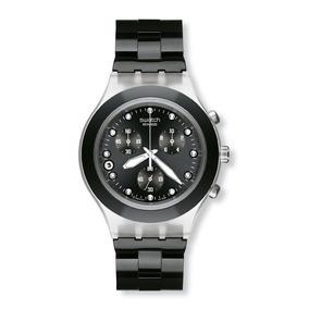 Relógio Swatch Svck4035g + Garantia De 1 Ano + Nf