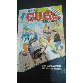 Revista Do Gugu 14 Editora Abril Com Poster