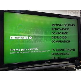 Globosat Play Premiere Play Mensal
