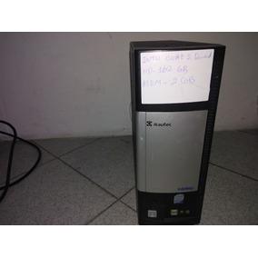 Cpu Itautec Core 2 Quad 160 Gb De Hd 2 Gb De Ram