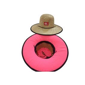 Chapeu Quiksilver - Chapéus para Masculino Rosa chiclete no Mercado ... 76f4bb5f267