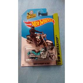 Hot Wheels Harley Davidson Fat Boy