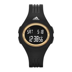Relógio Masculino adidas Adp3158/8pn 42mm Silicone Preto