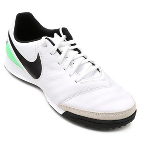 Chuteira Society Nike Tiempo Genio Leather 41 - Chuteiras no Mercado ... 4b34178c4f381