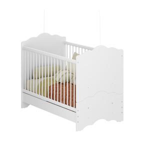 Cuna Convertible 3 En 1 Color Blanco Premium 536.0001