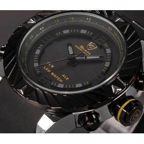 Relógio Shark Militar Sh168 Original Frete Grátis Na Caixa