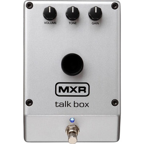 Pedal Mxr M222 Talk Box C/ Nota Fiscal & Garantia