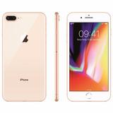 Apple iPhone 8 Plus 64 Gb Dourado - Lacrado Garantia Apple