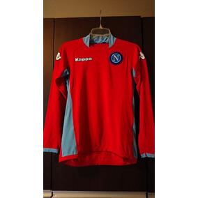 Camiseta De Fútbol Napoli Kappa Italia Maradona Talla Chica 8a49c09168634