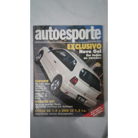 Revista Autoesport De Julho De 94