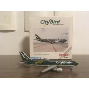 Miniatura A300 City Bird 1:500 Herpa