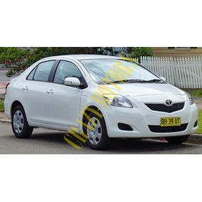 Manual De Taller - Reparacion Toyota Yaris Belta 05 - 13 *