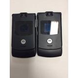 Motorola V3 Celular Usado Desbloqueado C/ Garantia