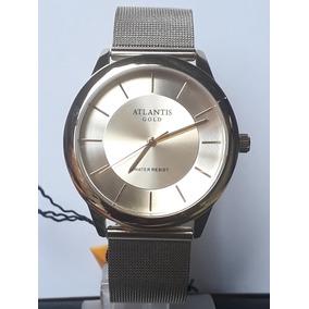 b0d9fb1aa2e Relógio Feminino - Relógio Atlantis Feminino no Mercado Livre Brasil