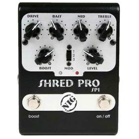 Pedal Nig Sp1 Shred Pro