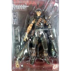 Guts Black Swordsman Falcon 2nd Berserk 20cm Art Of War 12x