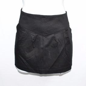 Bershka Falda Negra Bolsa 28 Msrp $300