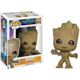 Funko Pop Groot (202) Guardians Of The Galaxy 2 Marvel