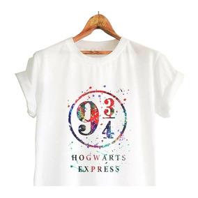 Camiseta Hp Plataforma 9 3/4