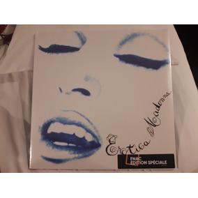 Lp Madonna Erotica Branco - Lacrado