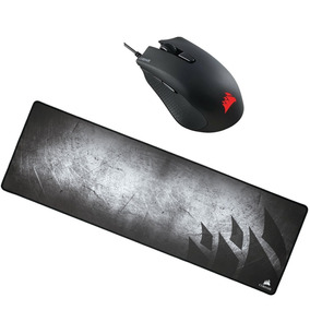 Kit Gamer Corsair Mouse Harpoon 6000dpi + Mouse Pad 93x30cm