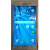 Teléfono Samsung Galaxy J7 Prime Color Blanco 8g
