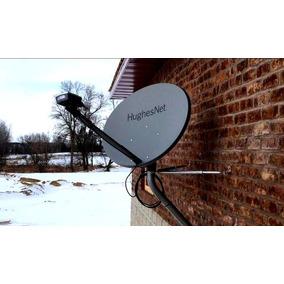 Antena Internet Via Satelite Banda Ka Band Hughesnet