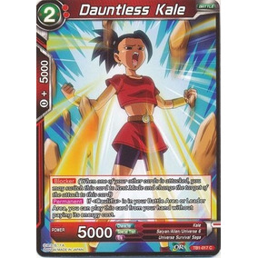 Dauntless Kale - Ferty Store - Dragon Ball