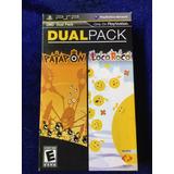 Patapon Y Loco Roco Dual Pack Para Psp
