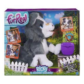 Ricky Fur Real Friends, El Perrito Cachorro Habilidoso
