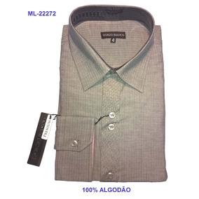Camisa Social Verde Tamanho G5 - Camisa Social Manga Longa G5 ... 0c88ea895067c