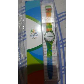 Relógio Swatch Rio2016
