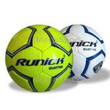 Balon Futbolito Runick Modelo Quattro Mid BounceMedio Bote a9fc5366fd38b