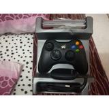 Microsoft Control Inalambrico Para Xbox 360/ Pc Con Receptor